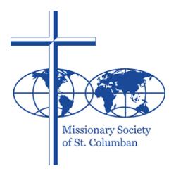 Missionary Society of St. Columban LOGO