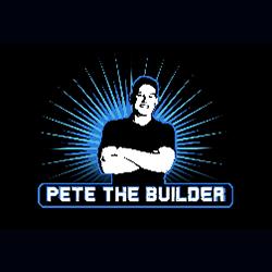 PETE THE BUILDER LOGO