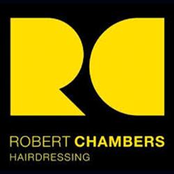 ROBERT CHAMBERS HAIRDRESSING LOGO